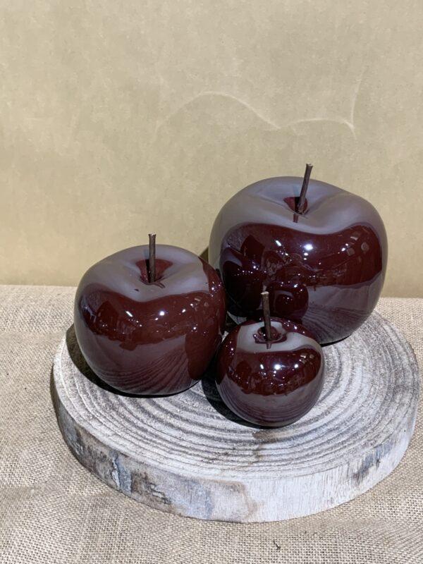 set van rode appels